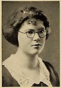Ethel Drever Simpson age 20